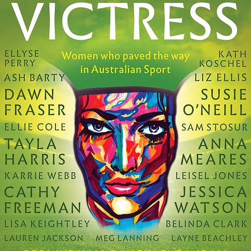 Victress Corinne Hall & Michael Randall