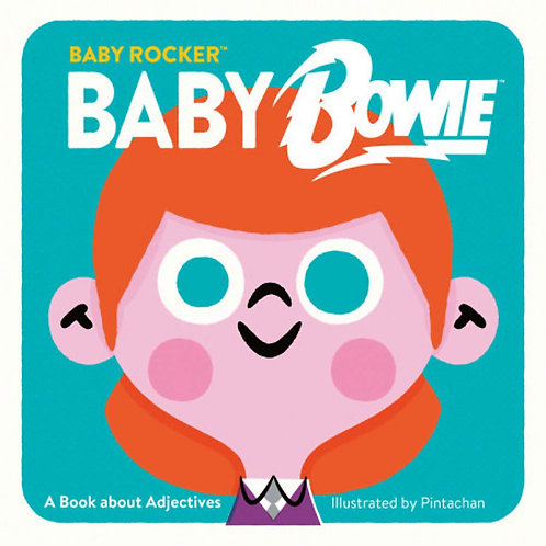 Baby Bowie: A Book About Adjectives by Pintachan