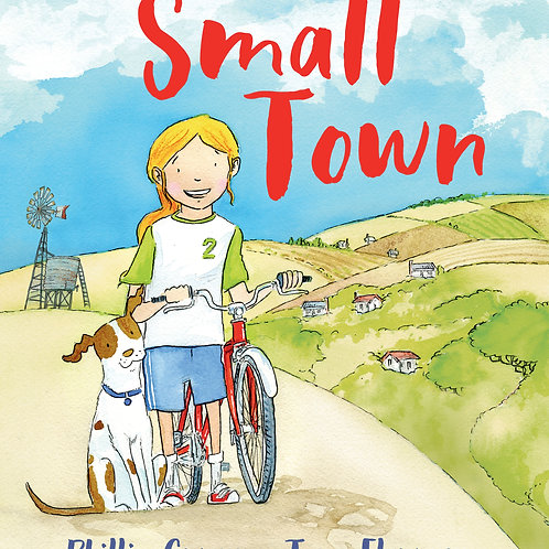 Small Town by Phillip Gwynne and Tony Flowers