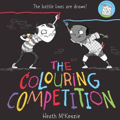 The Colouring Competition by Heath McKenzie