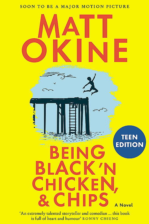 Being Black 'N Chicken & Chips by Matt Okine