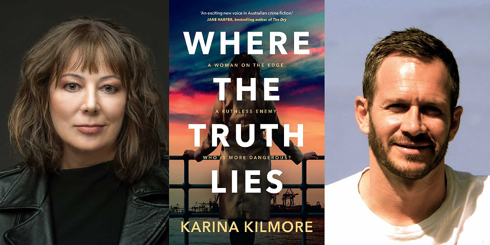 Karina Kilmore - Where The Truth Lies