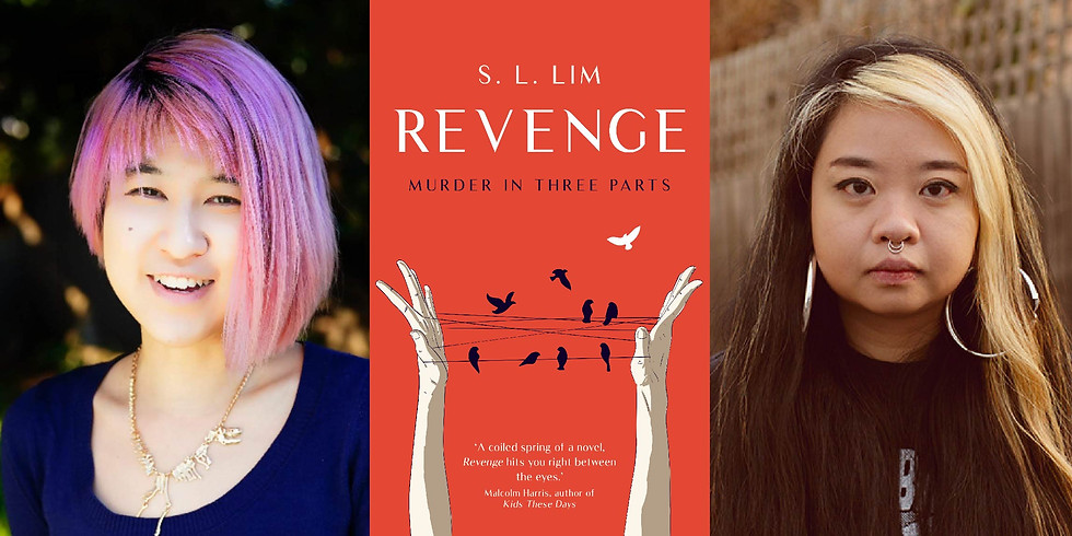 S. L. Lim - Revenge: Murder in Three Parts