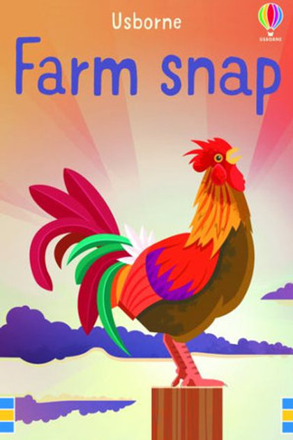 Farm Snap by Usborne