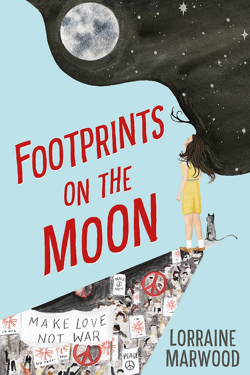 Footprints on the Moon Lorraine Marwood