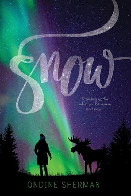 Snow by Ondine Sherman