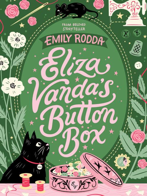 Eliza Vanda's Button Box by Emily Rodda