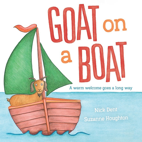 Goat on a Boat Nick Dent