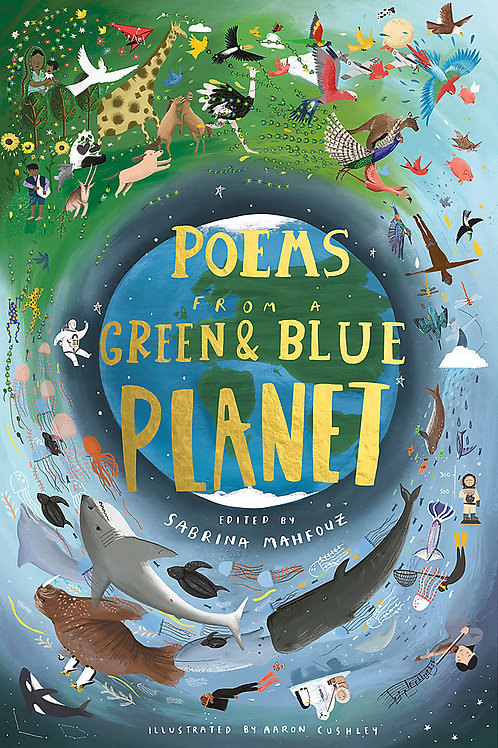 Poems from a Green and Blue Planet Sabrina Mahfouz