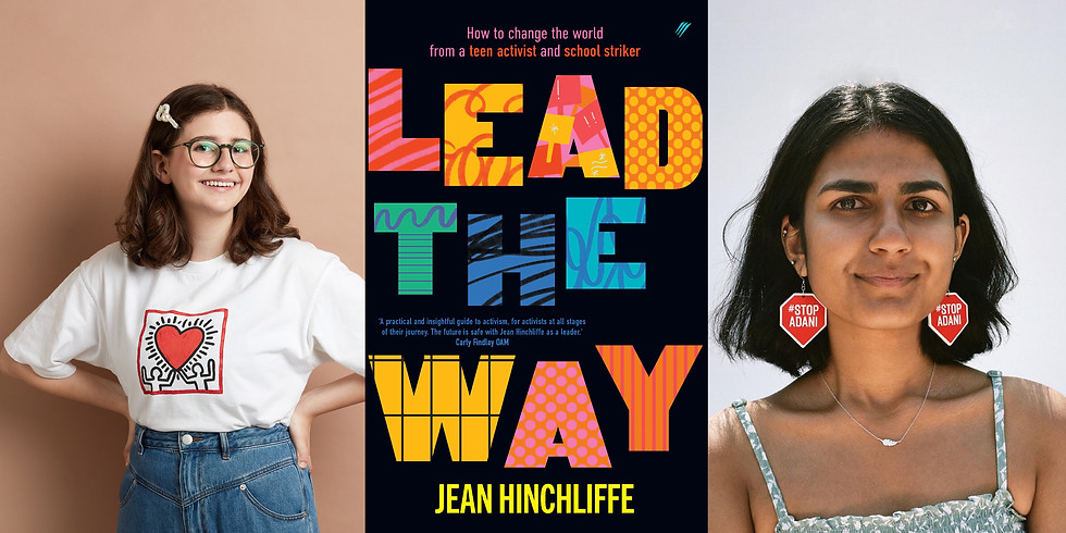 Lead The Way - Jean Hinchliffe