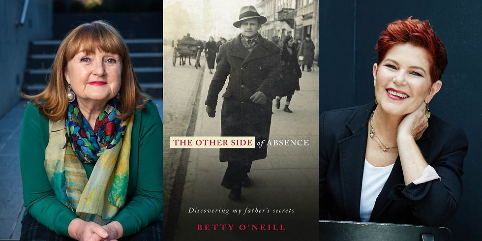 Betty O'Neill - The Other Side of Absence
