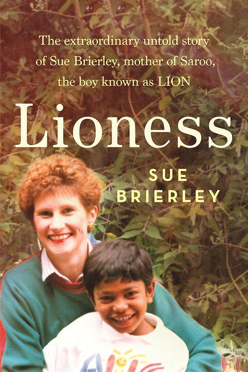 Lioness by Sue Brierley
