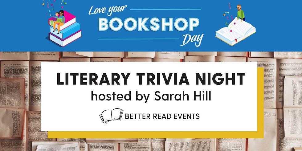 Literary Trivia at Better Read Than Dead