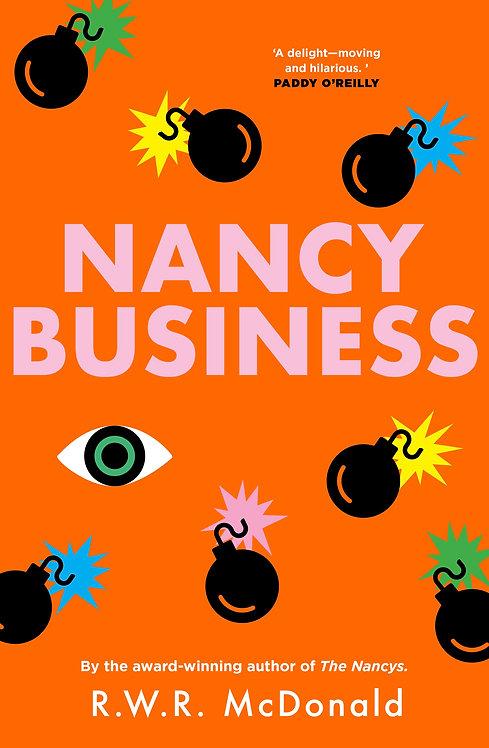 Nancy Business by R.W.R. McDonald