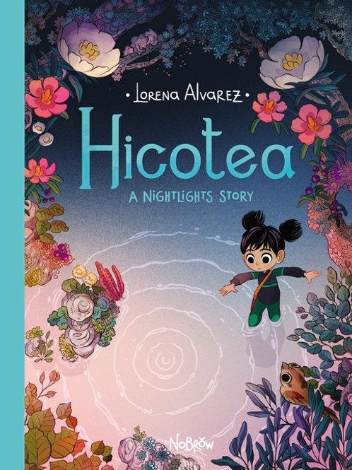Hicotea: A Nightlight's Story by Lorena Alvarez