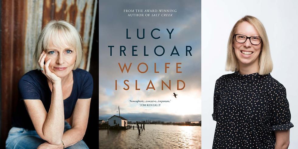 Wolfe Island - Lucy Treloar in conversation with Melanie Kembrey