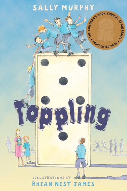 Toppling Sally Murphy