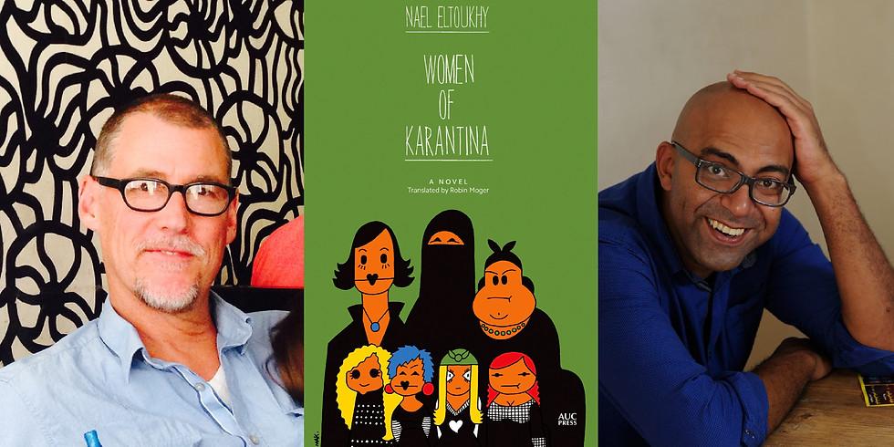 Elliott Colla & Nael el-Toukhi - Crime Fiction and the Arab Cities