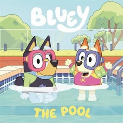 Bluey the Pool by Bluey