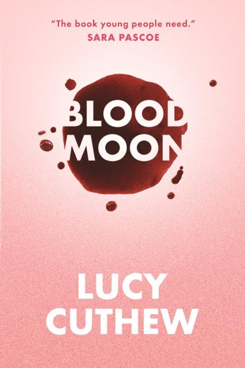 Blood Moon Lucy Cuthew