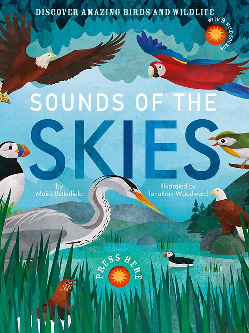 Sounds of the Skies by Moria Butterfield