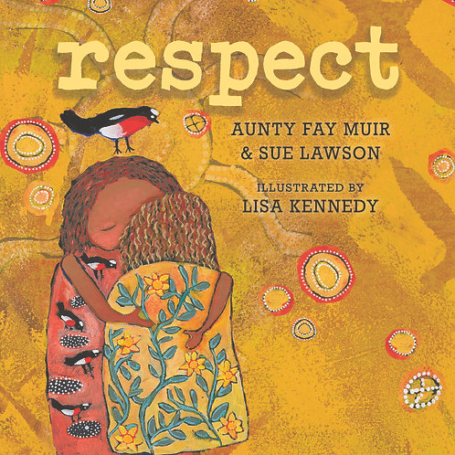 Respect Aunty Fay Muir and Sue Lawson