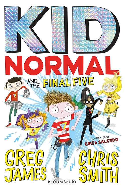 Kid Normal #4: And the Final Five