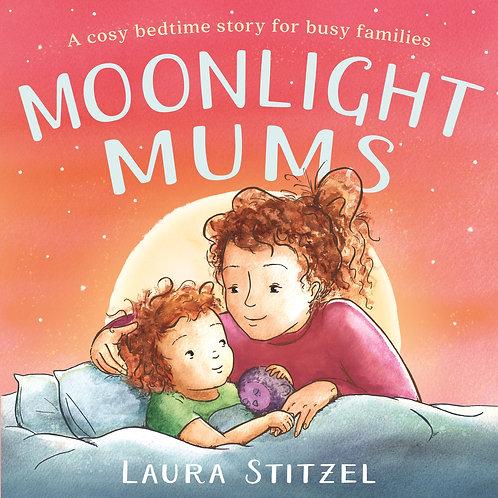 Moonlight Mums by Laura Stitzel
