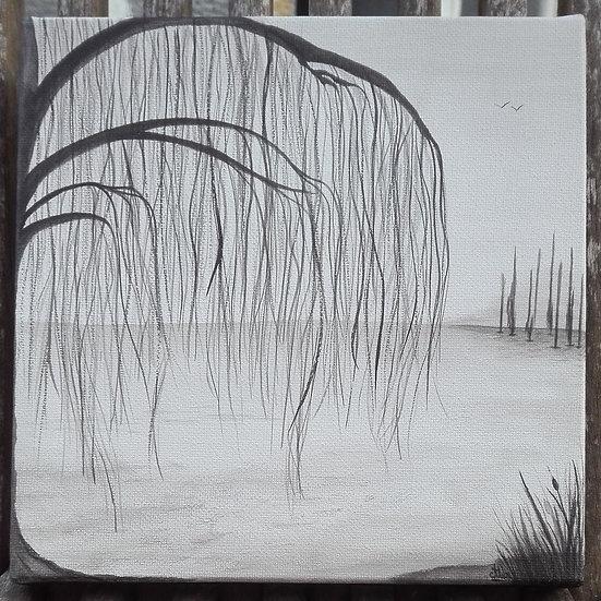 Mes arbres - 20x20 cm x5