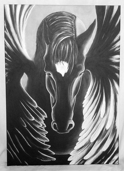 Melhahel - 70x50 cm