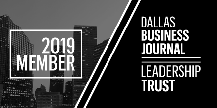 Jim Shields invited to join Dallas Business Journal Leadership Trust