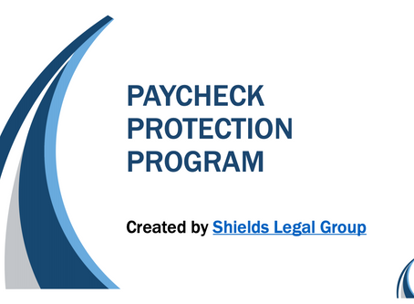 What we Know Right Now About the Paycheck Protection Program