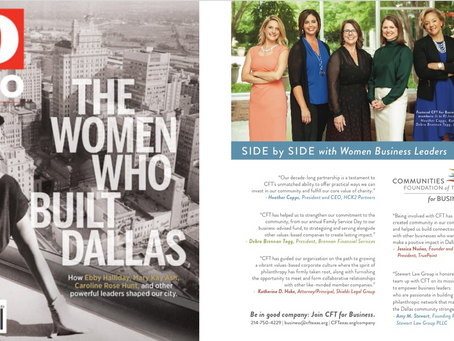 SLG Principal/Attorney Kathy Hoke Chosen For CFT4B Feature Inside D CEO Magazine