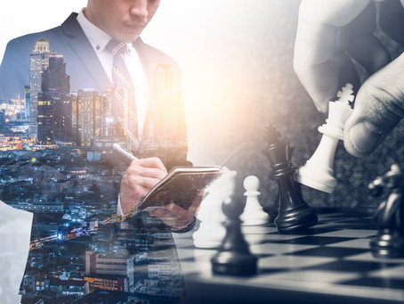 Staying Ahead of the game: Turn your ideas into competitive advantage