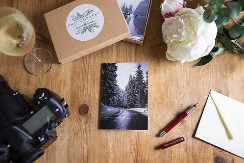 Austrian + Bavarian Alps Greeting Card Gift Box