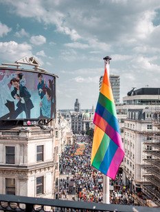 Pride Over London