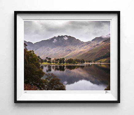 View Across Buttermere