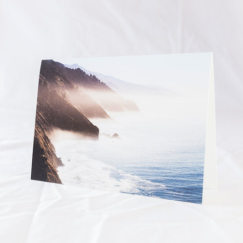 PCH Cliffs Greeting Card