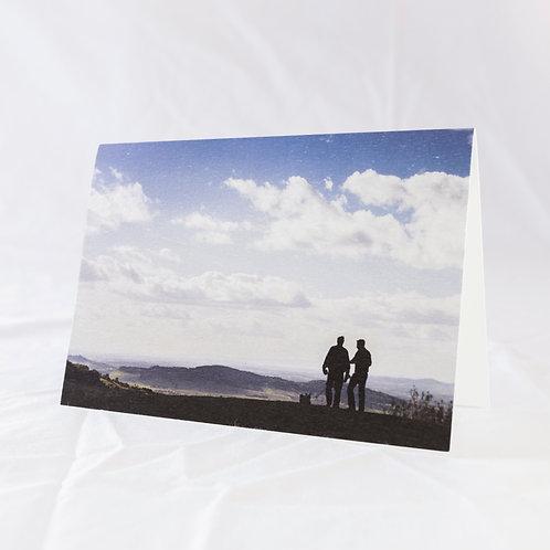 Three's Company Greeting Card
