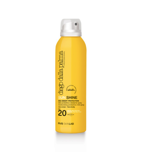 SUNSHINE - Moisturizing protective milk spray SPF20