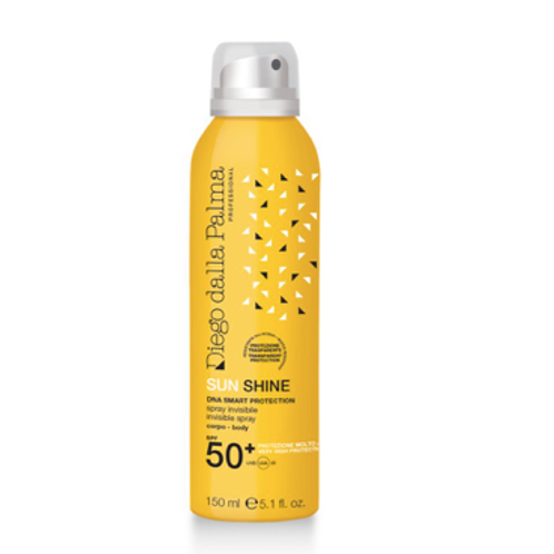 SUNSHINE - Sun invisible spray spf 50+