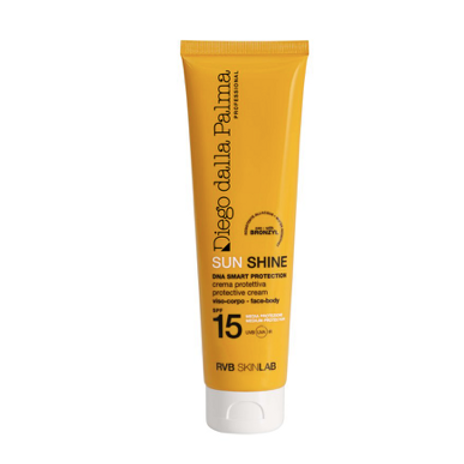 SUNSHINE - Protective cream SPF15