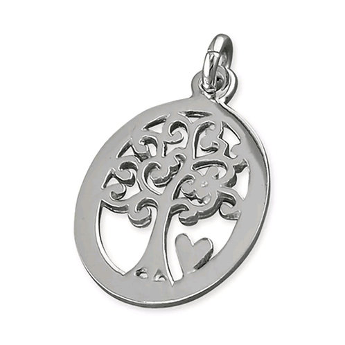 Tree Of Life Sterling Silver 925 Pendant