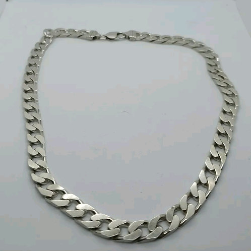 Sterling Silver 925, Curb Chain, 20 inch, 81.99Grams
