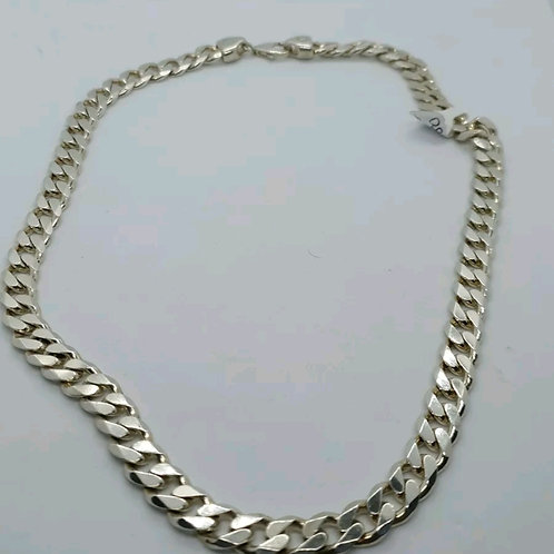 Sterling Silver 925, Curb Chain, 20inch, 77.41Grams