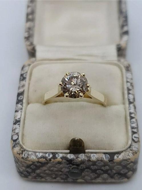 18ct / 750 1.45ct Diamond Solitaire