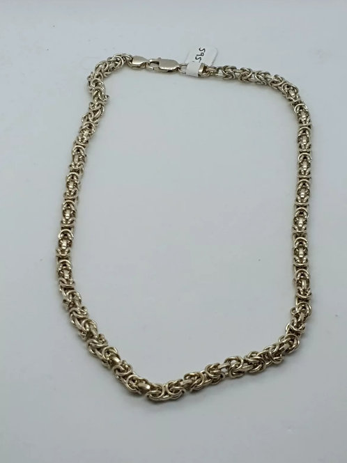 Sterling Silver 925, 20inch, 46.37 Grams