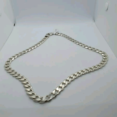 Sterling Silver 925, Curb Chain, 20inch, 66.68Grams
