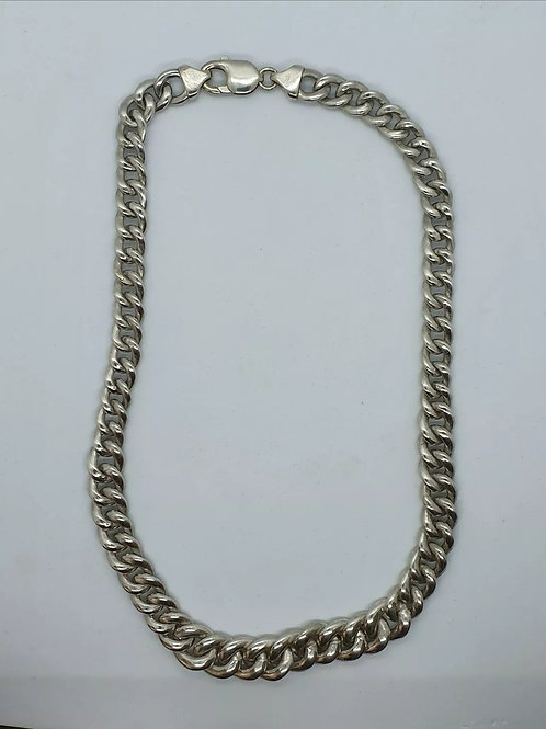 Sterling Silver 925, 18inch, 37.70Grams