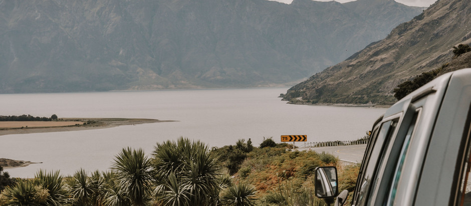 So planst du deinen Roadtrip durch Neuseeland
